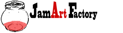 Logo Jam Art Factory – Irish Art and Design Shop