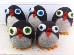 Felted-Wool-Animals-Jamie-Lewis-penguins