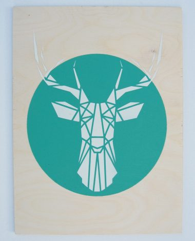 stencilize-deer-head
