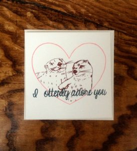 catsnake-card-i-otterly-adore-you