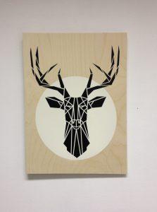 stencilize-irish-deer-ply
